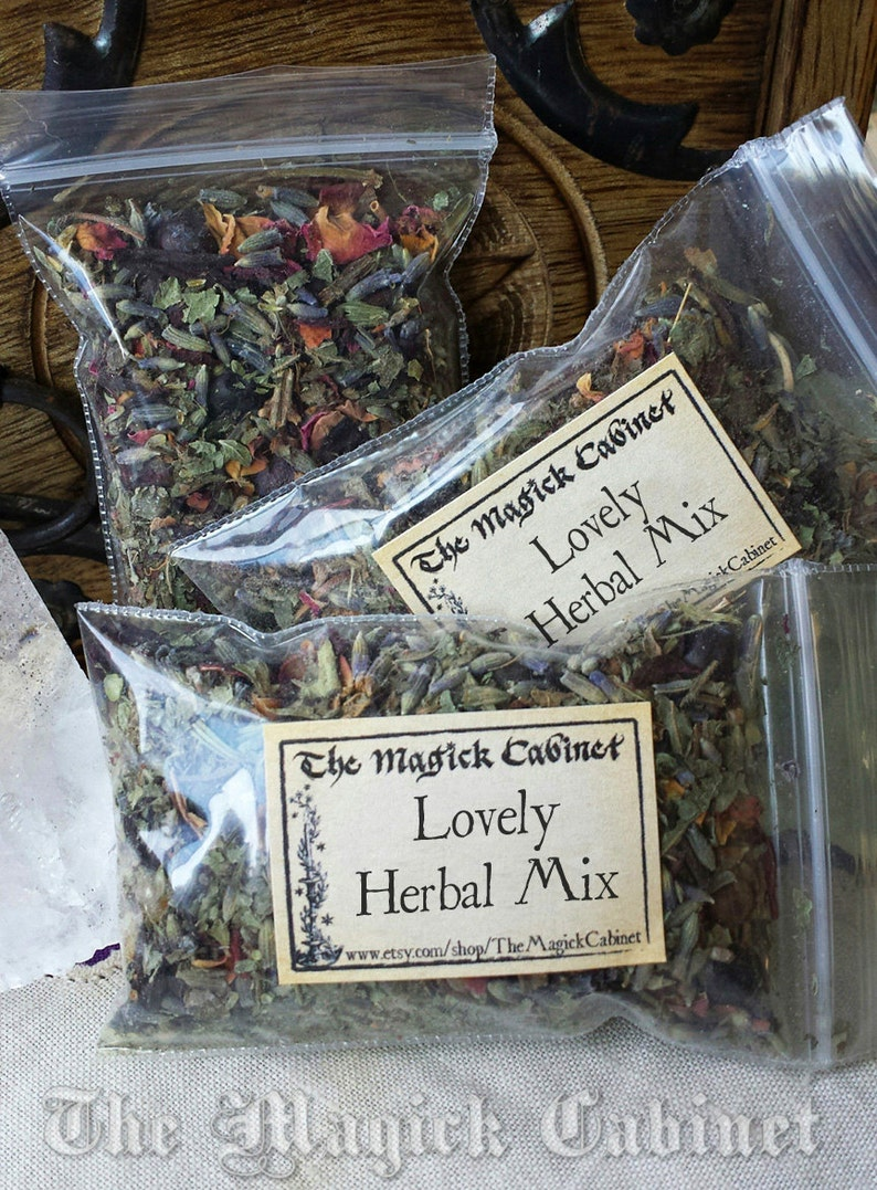 Herbs For Love Wicca