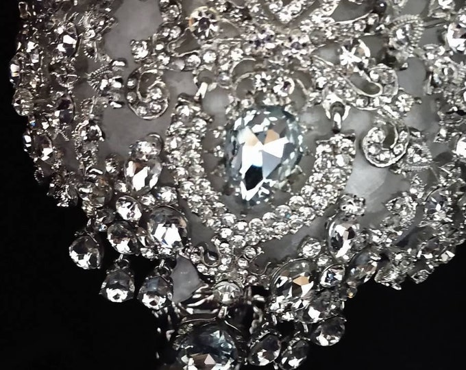 Beautiful Crystal Bouquet