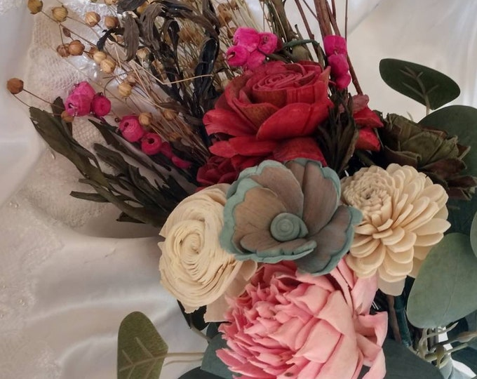 Botanical Bouquets Made to order.