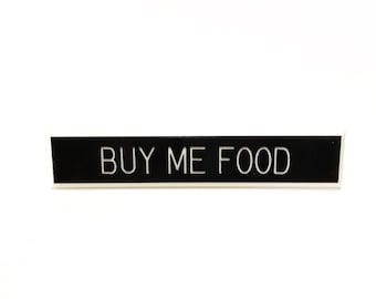 Buy Me Food Pin