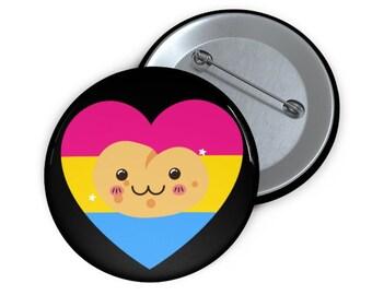 Pan Pride Potato Button