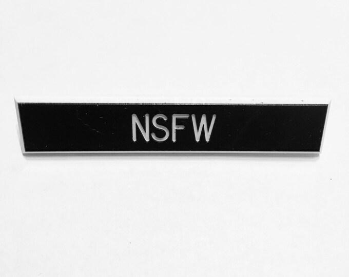 NSFW Pin