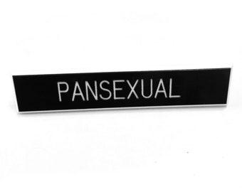 Pansexual Pin