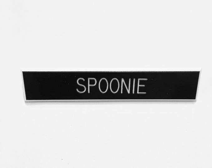 Spoonie Pin