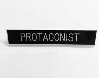 Protagonist Pin
