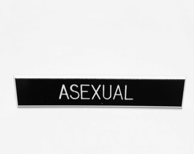 Asexual Pin