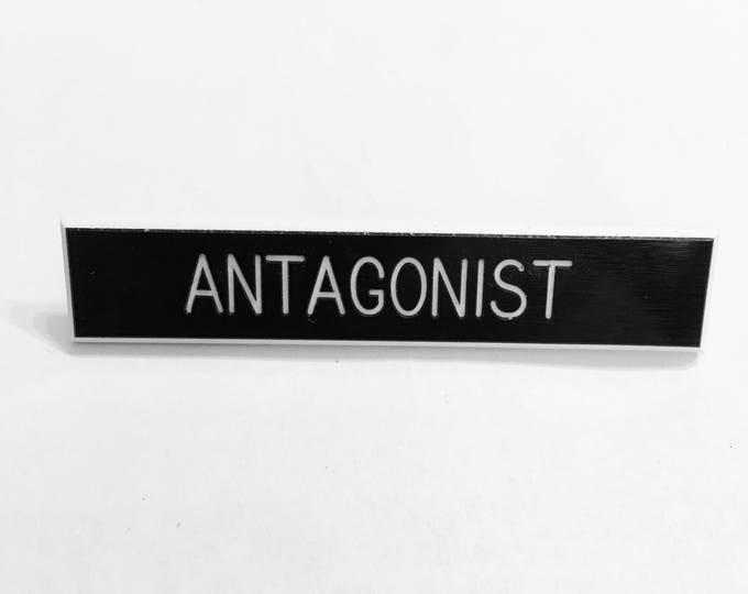 Antagonist Pin