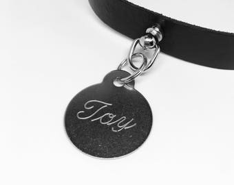 Toy Collar Tag