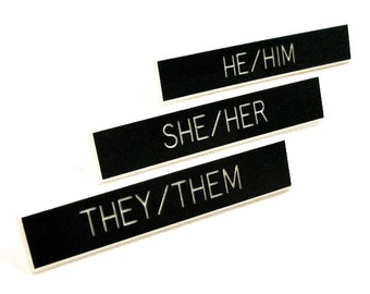 Pronouns Pin