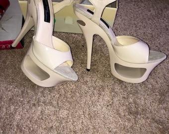 48e4b84b62fdb1 Chaussures de strip teaseuse | Etsy