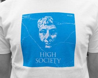 HIGH SOCIETY, T-Shirt