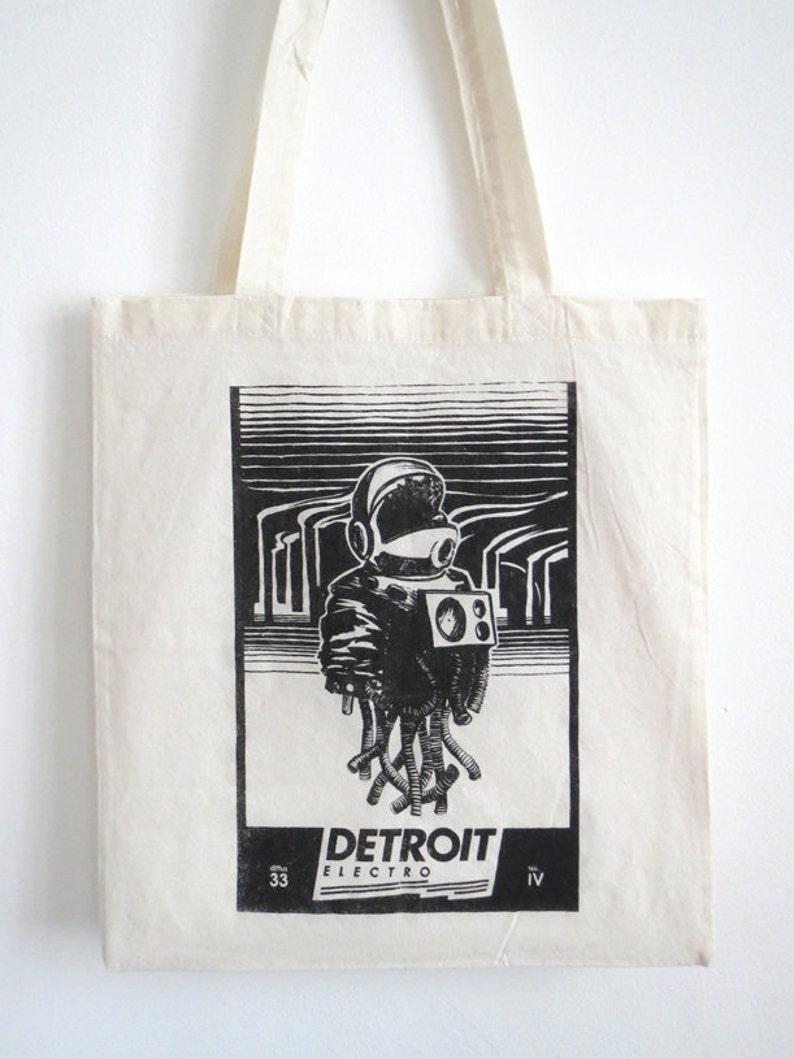DETROIT ELECTRO Bag image 0