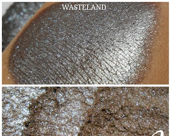 Wasteland - Silver Brown Pigment - ili
