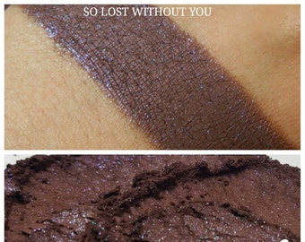 So Lost Without You - Chocolate Brown Pigment - Eyeshadow - ili