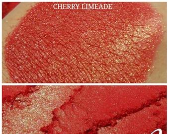 Cherry Limeade - Red Eyeshadow Pigment - ili