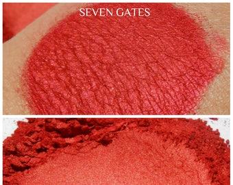 Seven Gates - Red Copper Pigment - ili