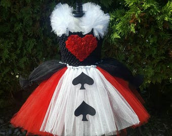 Popular items for queen of hearts costume & Queen of hearts costume | Etsy