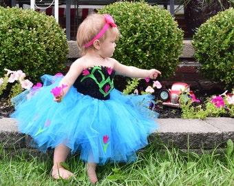 Anna Tutu Anna Costume Frozen Birthday Baby Girl Costume Baby Girl Halloween Princess Tutu Anna Tutu Dress Toddler Halloween & Baby anna dress | Etsy