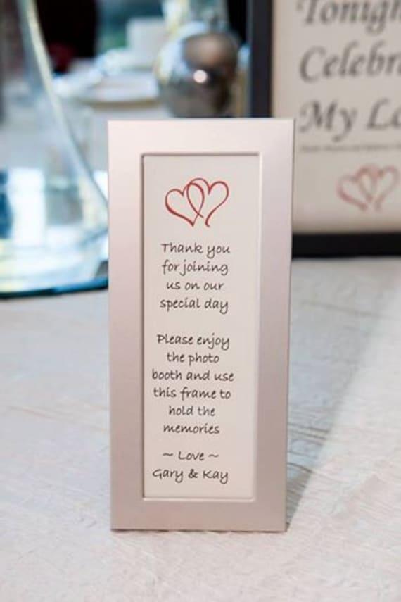 Rilli Wedding Favors 2x6 Silver Aluminum Photo Booth Strip Etsy