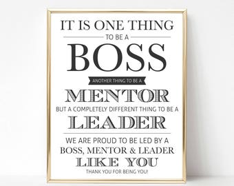 photo about Free Printable Funny Boss Day Cards known as Manager appreciation Etsy