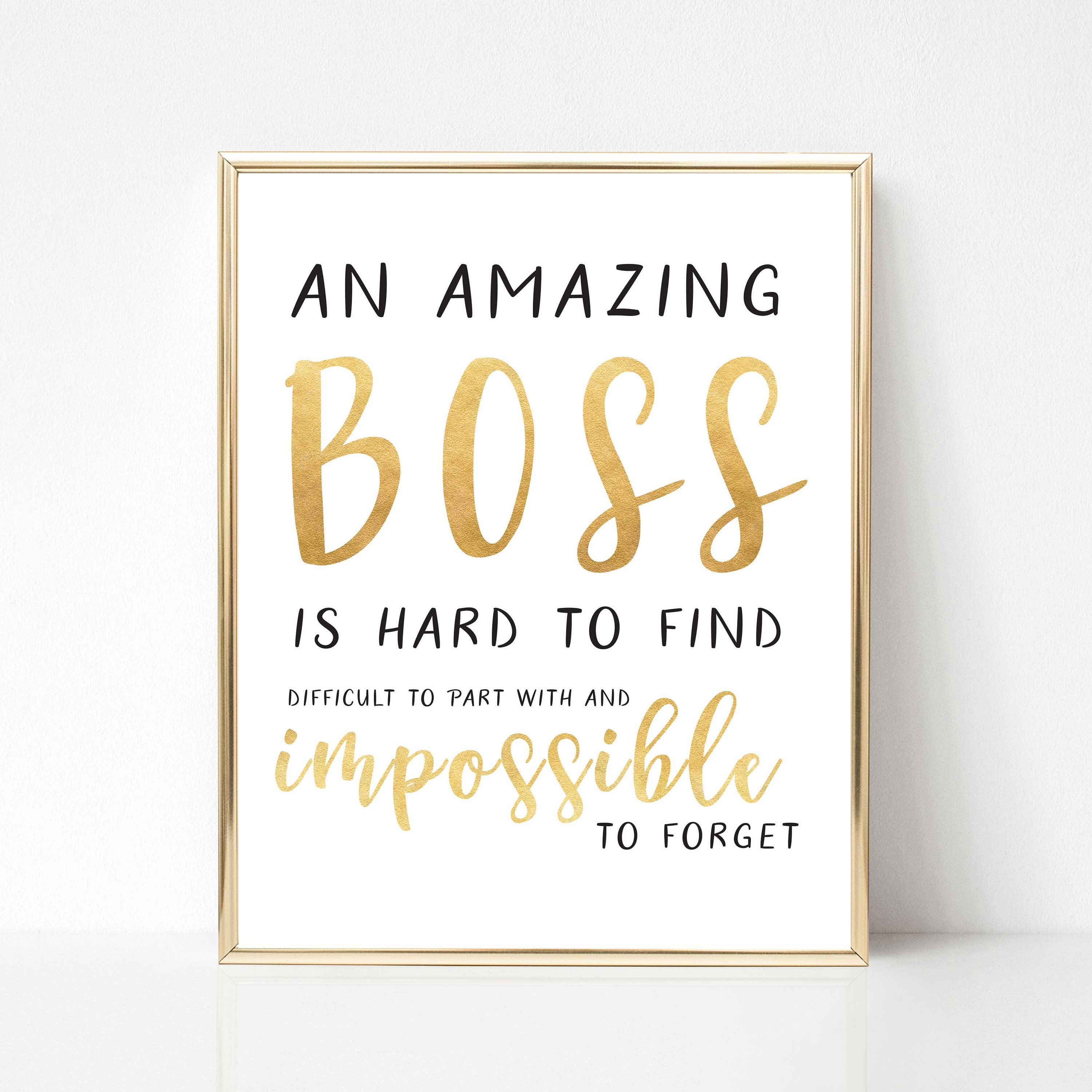 Best Boss Quotes Digital Boss Quote Gift Best Boss Quote Gift Boss | Etsy Best Boss Quotes