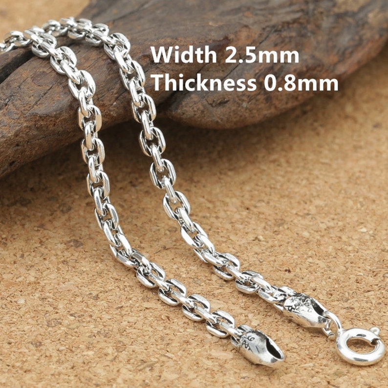 Jewelry & Watches Cooperative 925 Sterling Silver Rolo Monogram Personalized Anklet