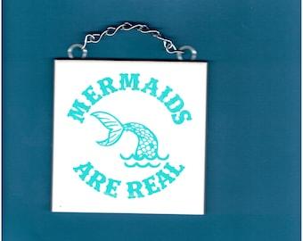 Wall hangings, signs, mermaids