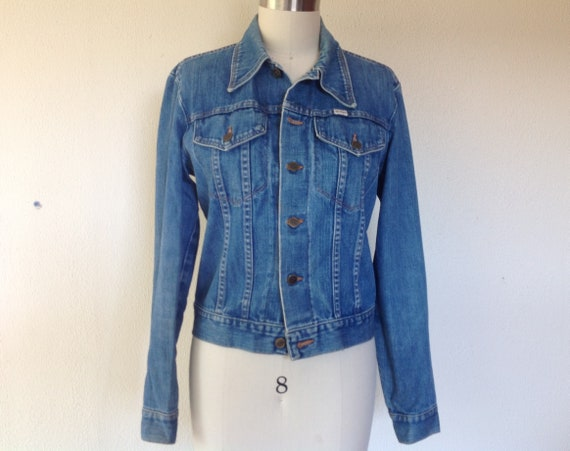1970s Sedgefield blue denim jacket