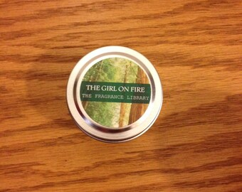 The Girl on Fire: Small Candle