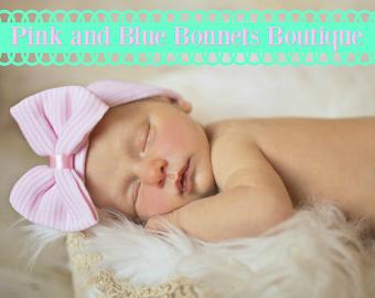 BABY GIRL HAT newborn baby girl hospital hat newborn girl hat infant girl hat hospital newborn hat newborn hat infant hat, baby hat baby bow
