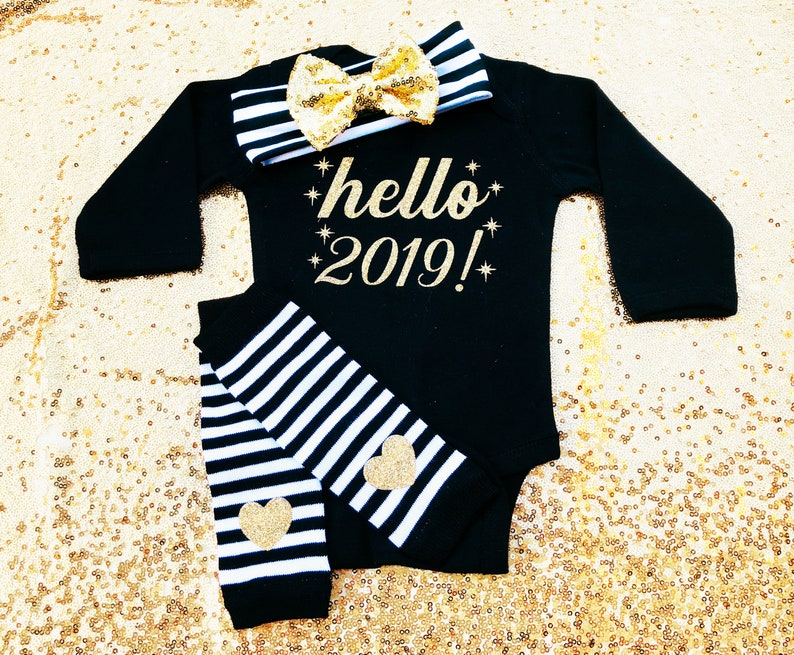 871874180c507 1st new years outfit baby first new year baby girl new year