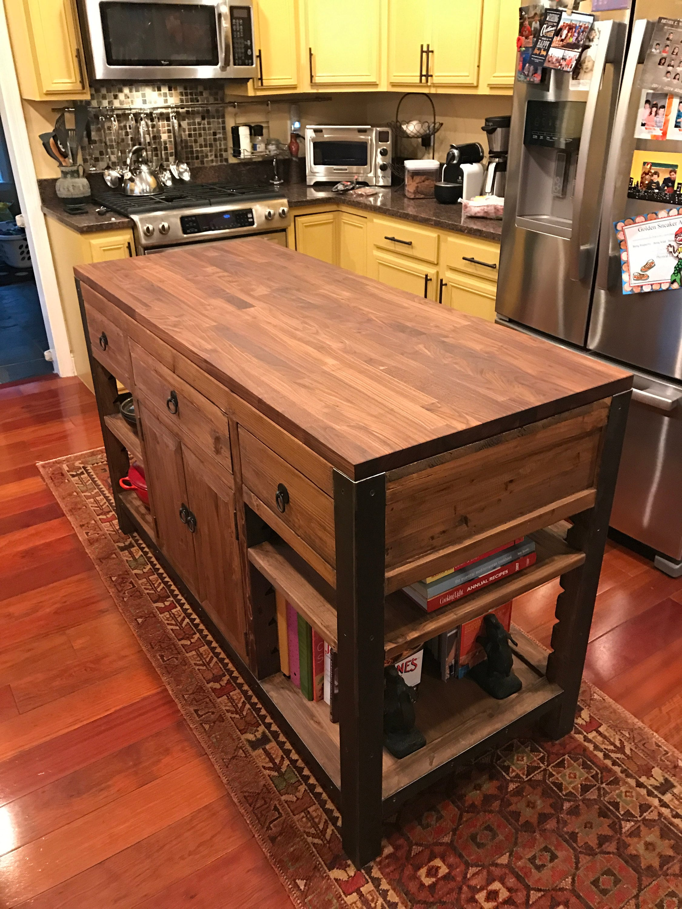Enjoyable Walnut Butcher Block Desk Tops 25 Wide X 6 Ft Long Walnut Desk Top Walnut Desk Or Walnut Countertop Table Top For Diy Finisher Beutiful Home Inspiration Cosmmahrainfo