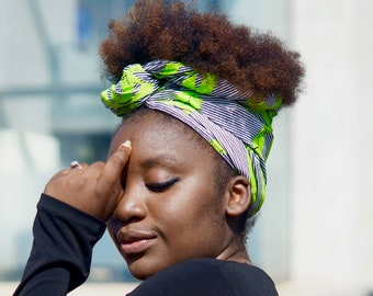 Cheni African Print Headwrap