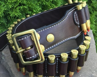 24 days to get it done SASS leather 45-70 cartridge slide carrier holder black