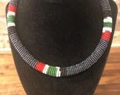 Traditional Samburu necklace