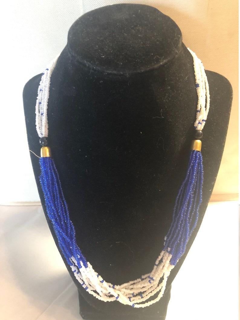 Beaded necklace image 0