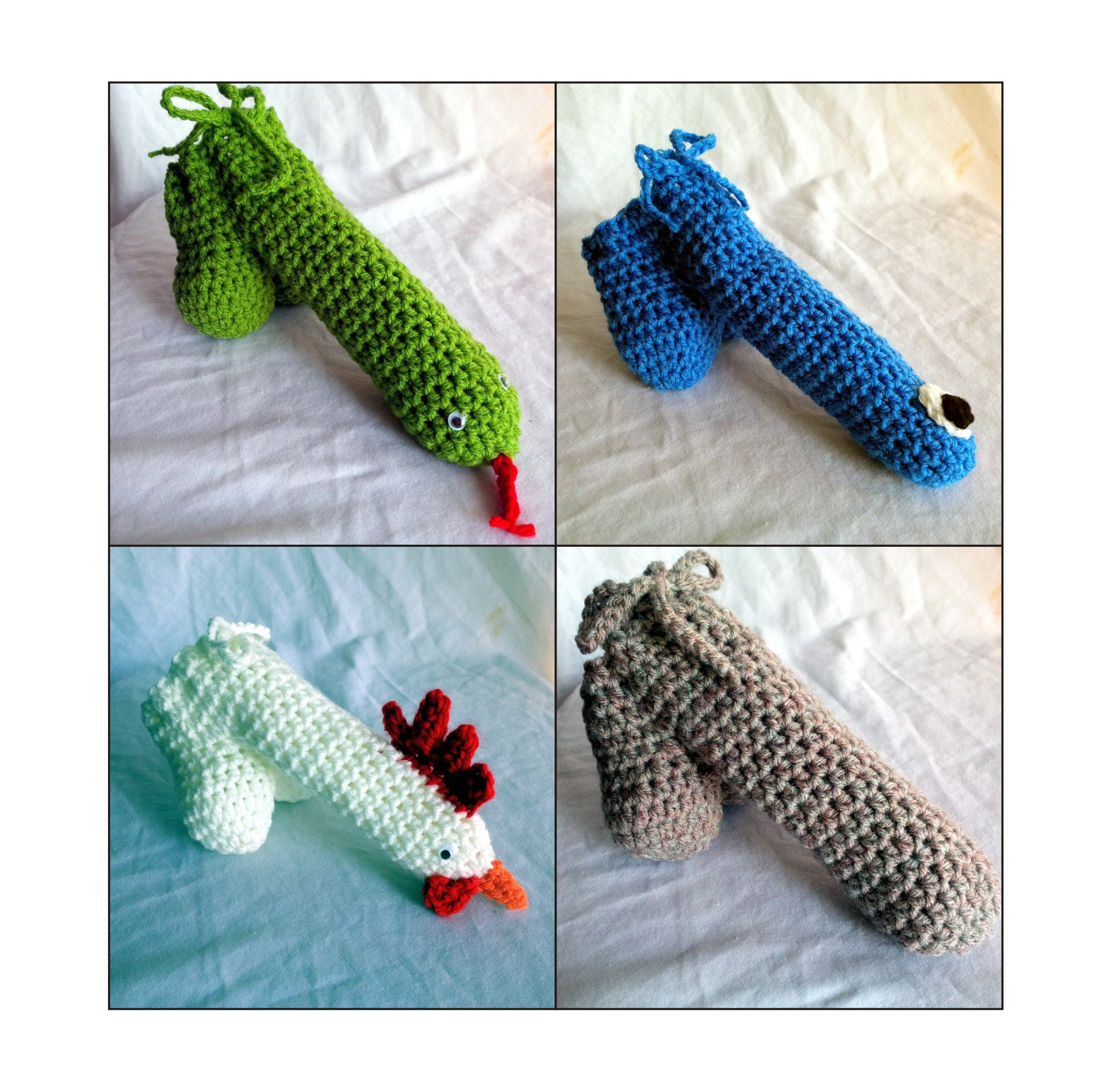 PATTERN ONLY! Crochet Peter Heater Pattern from TheCurlyVine on Etsy ...