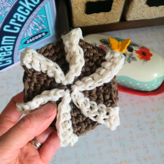 Crochet Spiral Dish Scrubby Pattern Etsy Awesome Crochet Spiral Scrubbies Pattern
