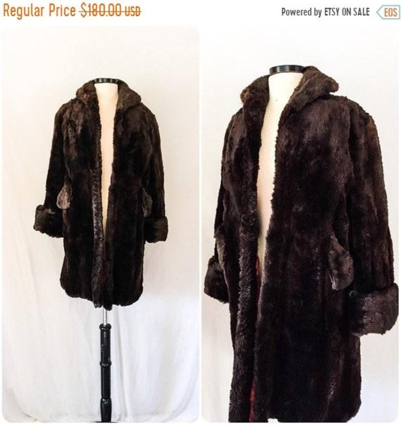 Cappotto di pelliccia del 1940-30%     40s cappotto di  aea923da2873