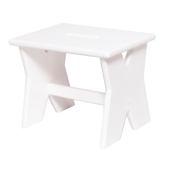 Astonishing Step Stool Wooden Pine 1 Step 11 High Tall Step Stool Ocoug Best Dining Table And Chair Ideas Images Ocougorg