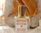 Orange Creamsickle, orange ice cream, orange vanilla, natural perfume, gift for friend, essential oils, aromatherapy oils, natural gift,