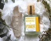 Solar Plexus Chakra, Power Oil Christmas gift for women / Natural Perfume/ gifts for yoga lovers / essential oil perfume / aromatherapy oils