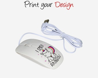 3D Sublimation Wireless Mouse,Personalized mouse,3D Mouse DIY printing gifts M3DKG