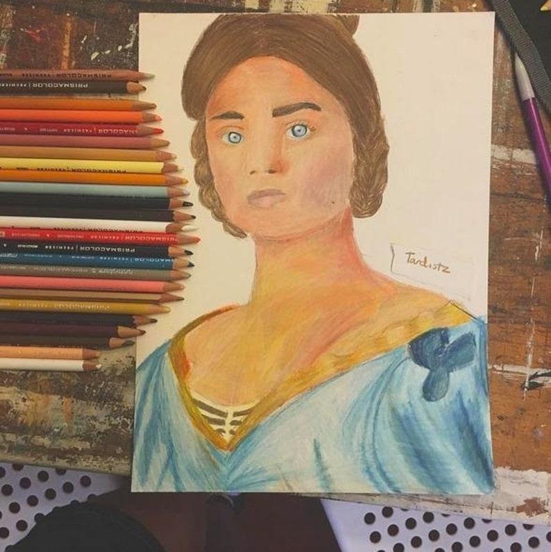 24 Prismacolor Pencils; Premier Portrait Colored Pencil Set; Drawing Shading /& Rendering Prismacolor Arts Crafts Blending