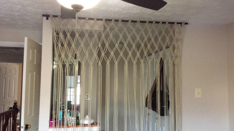 100 Yard Lavender Blue Macrame Cord Knotting; Crocheting; Knitting; Weaving; Macram\u00e9; Craft; Bracelet; Charm Cord Twine Yarn Thread 6mm