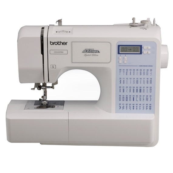 Brother CS40PRW Project Runway Electric Sewing Machine 40 Etsy Fascinating Electric Sewing Machine