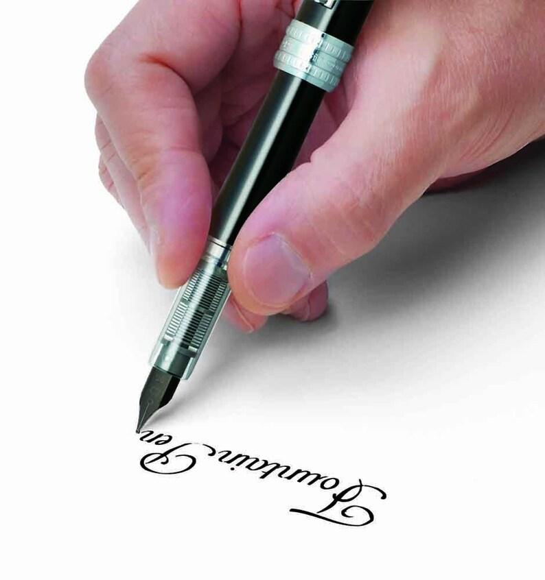 Calligraphy Inking Ink Pen for Writing Pink Platinum Plaisir Fountain Pen Medium Nib Fountain Pen Drawing