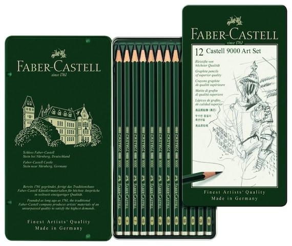 Usa Seller Pro Art 18-Piece Sketch//Draw Pencil Set Craft US SELLER New