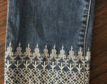Lucky Brand Capri Jeans