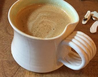 Porcelain Cappuccino mug